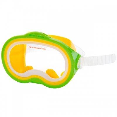 Маска для подводного плавания для детей Intex 55913 Sea Skan